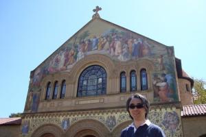 スタンフォード大学の教会