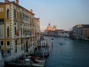 una mattina veneziana